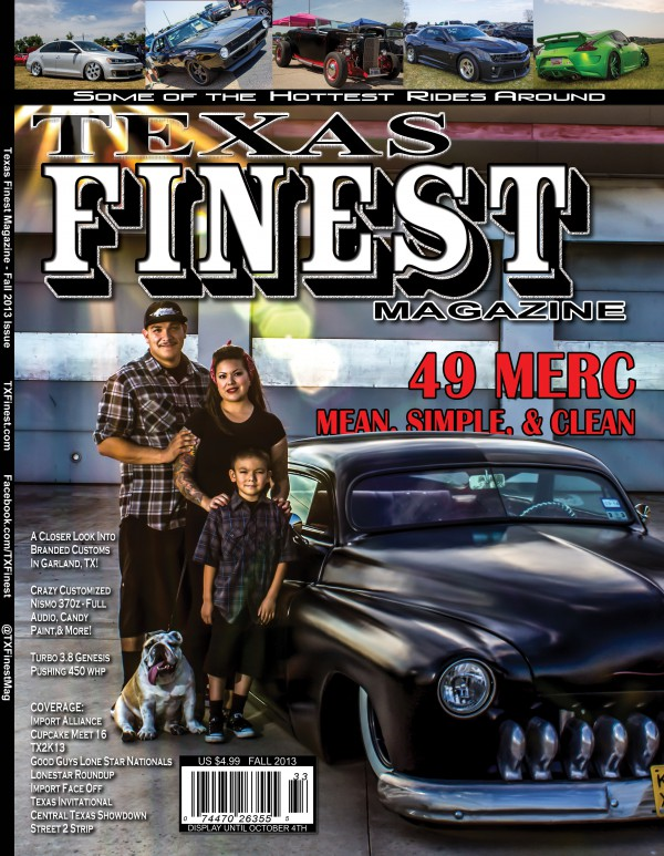 Fall 2013 Issue – Texas Finest Magazine – Digital Copy