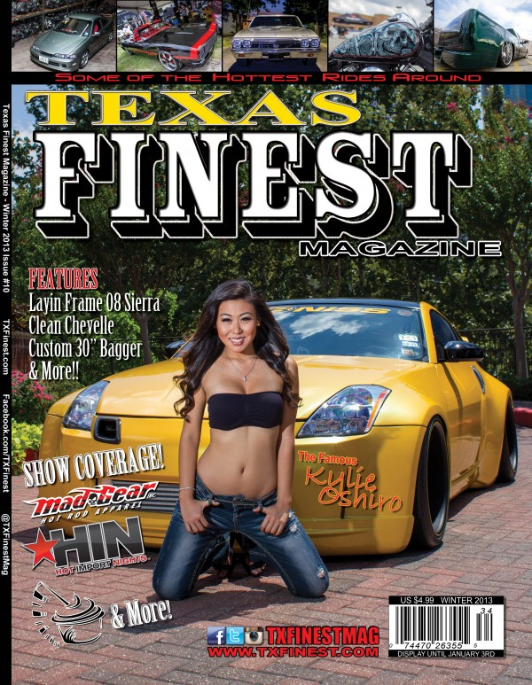 Winter 2013 Issue – Texas Finest Magazine – Digital Copy