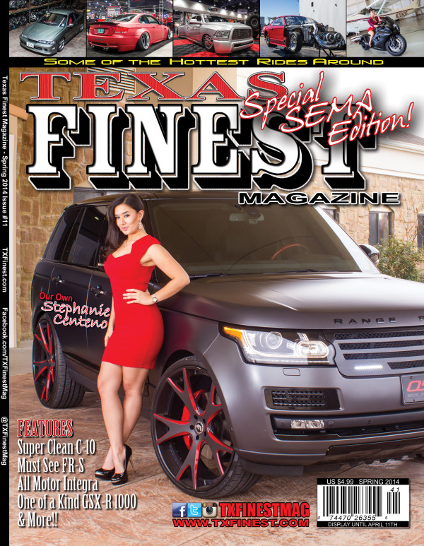 Order the Spring 2014 Special SEMA Edition Issue!