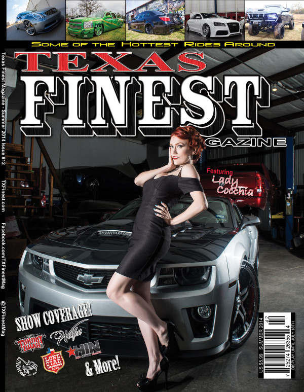 Order the Texas Finest Magazine Summer 2014 Issue Now!!!