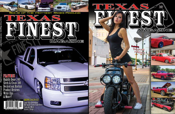 Order the Fall 2014 of Texas Finest Magazine