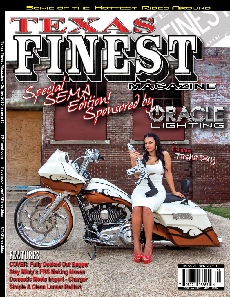 Spring 2015 Front Cover