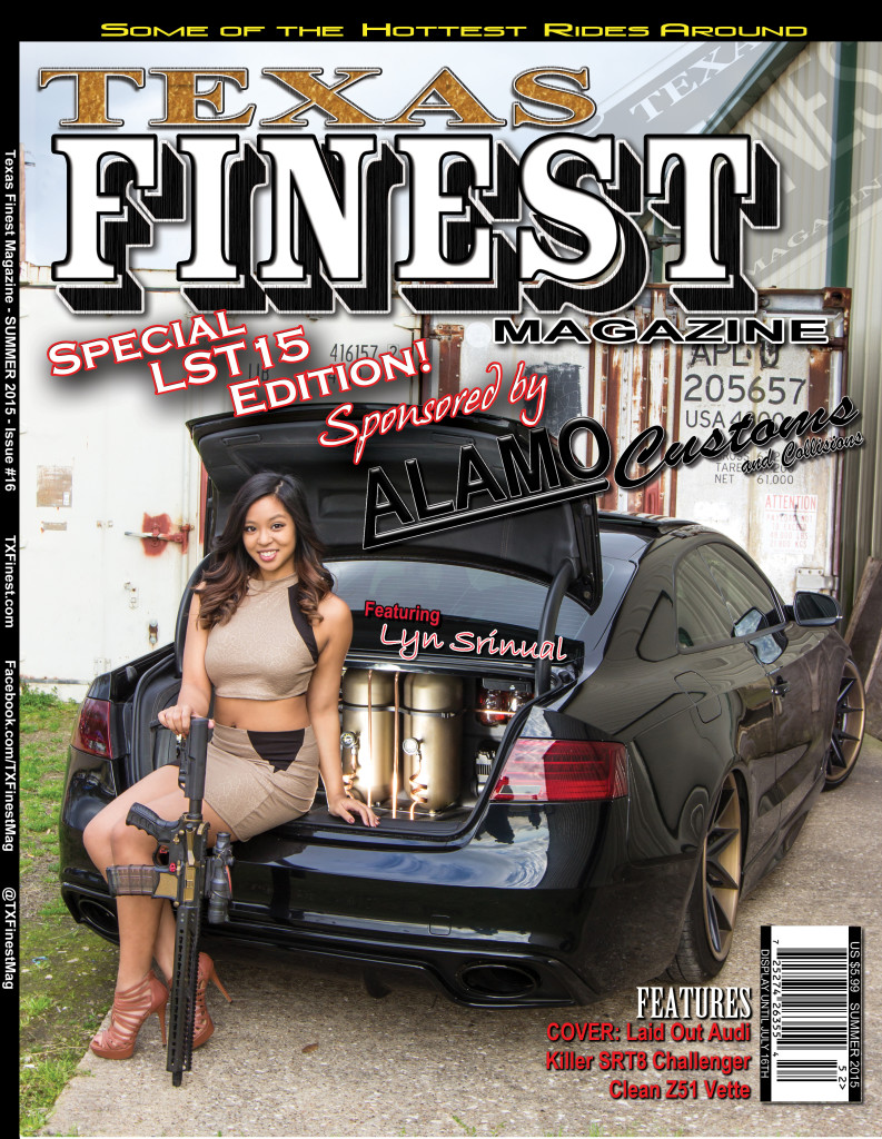Summer 2015 Front Cover